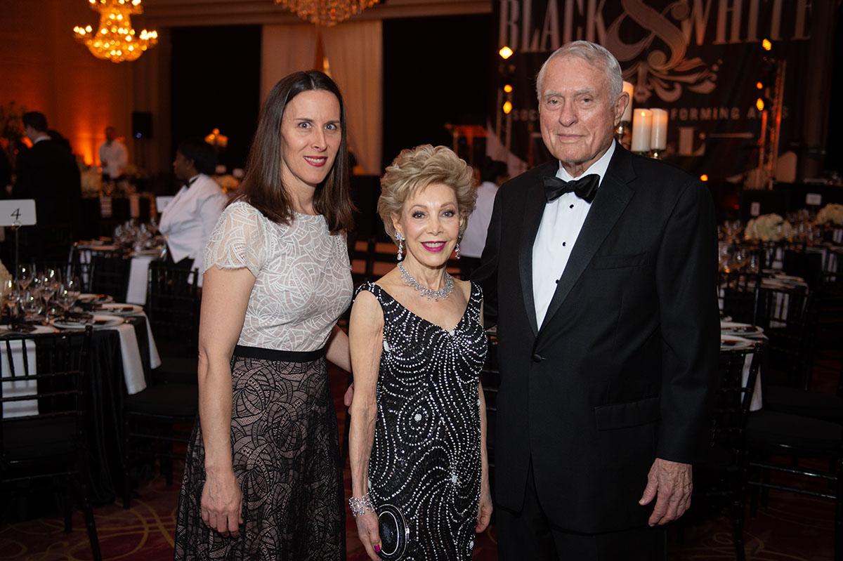 Meg Booth, Margaret Williams & Jim Daniel
