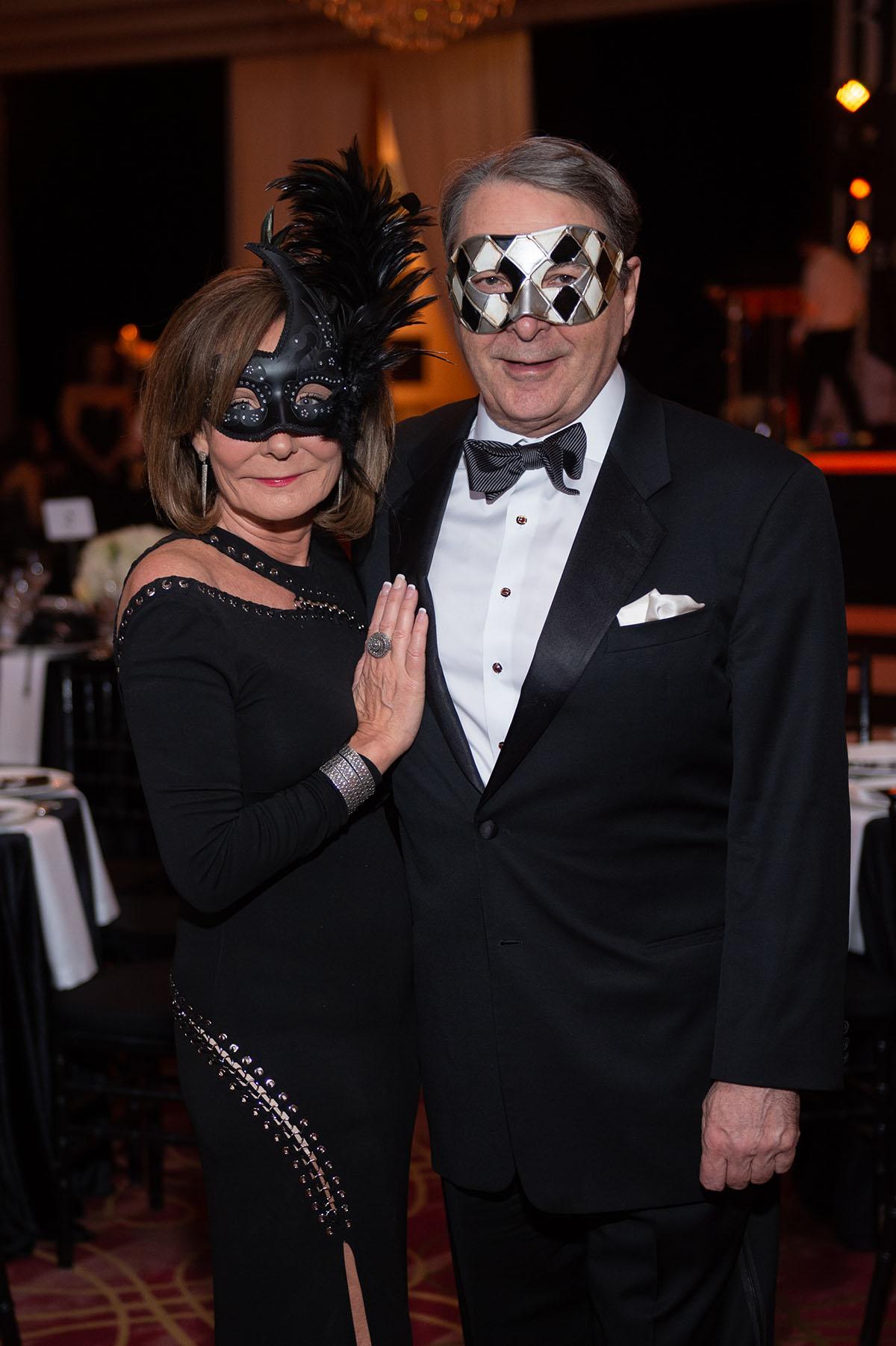 Melanie Gray and Mark Wawro