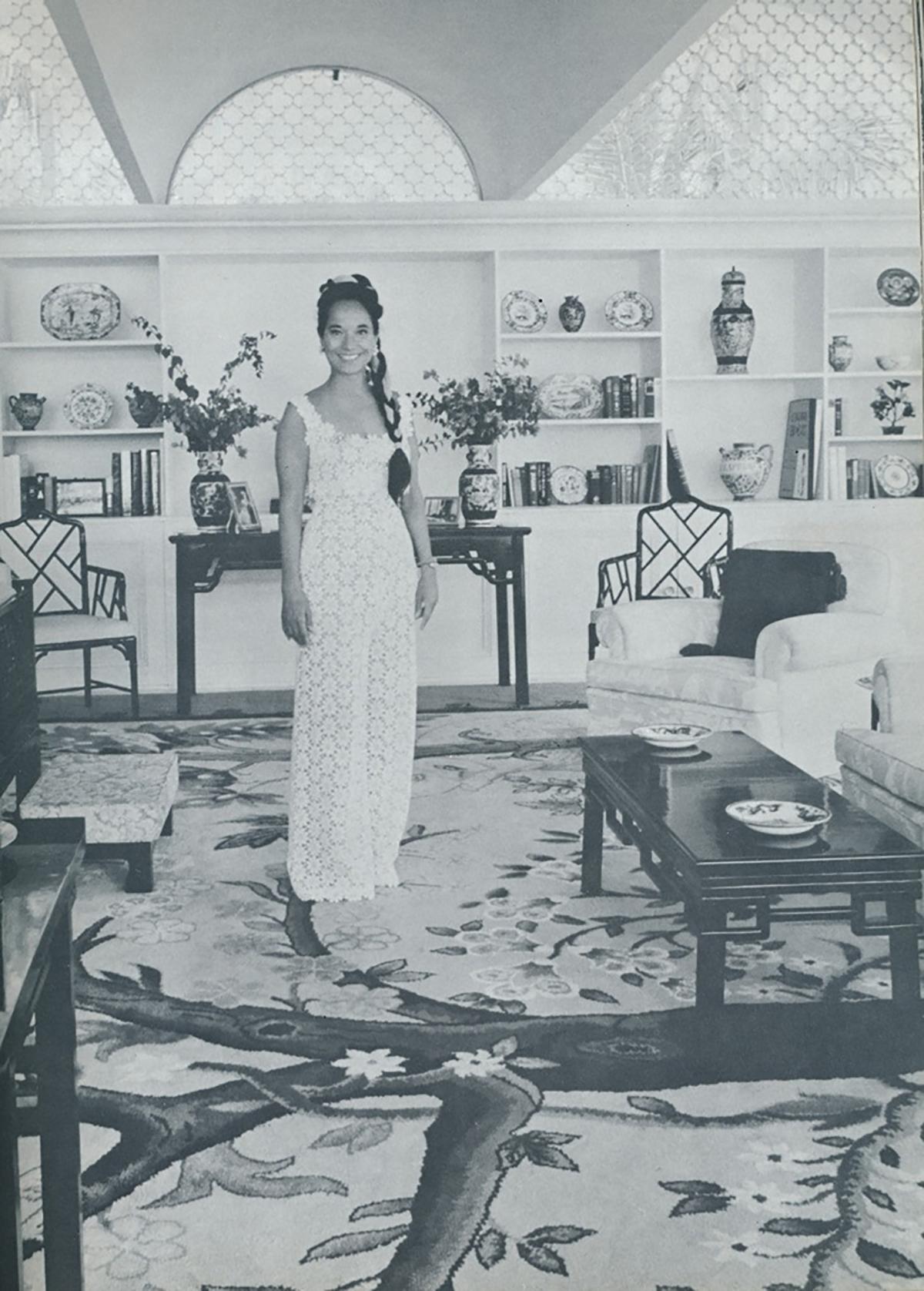 Merle Oberon, Acapulco, 1960s
