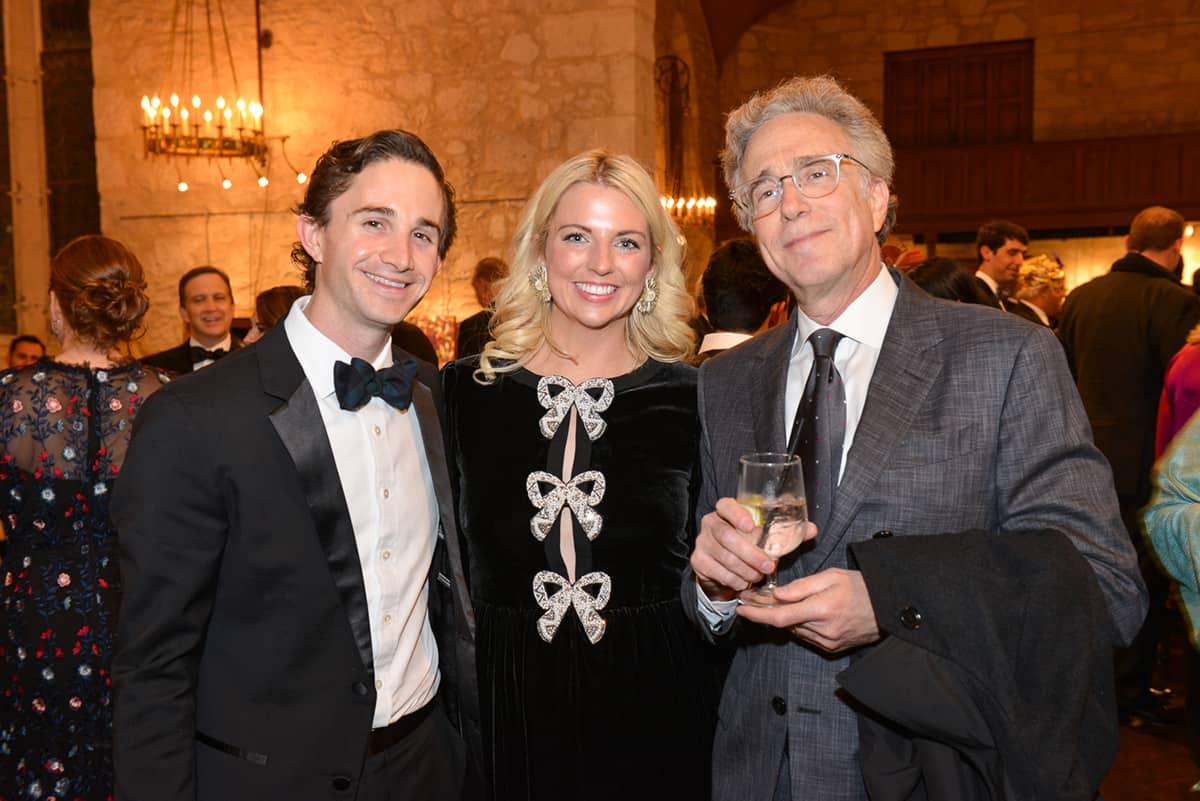 Michael and Nicola McLaughlin & Bradley Kayser