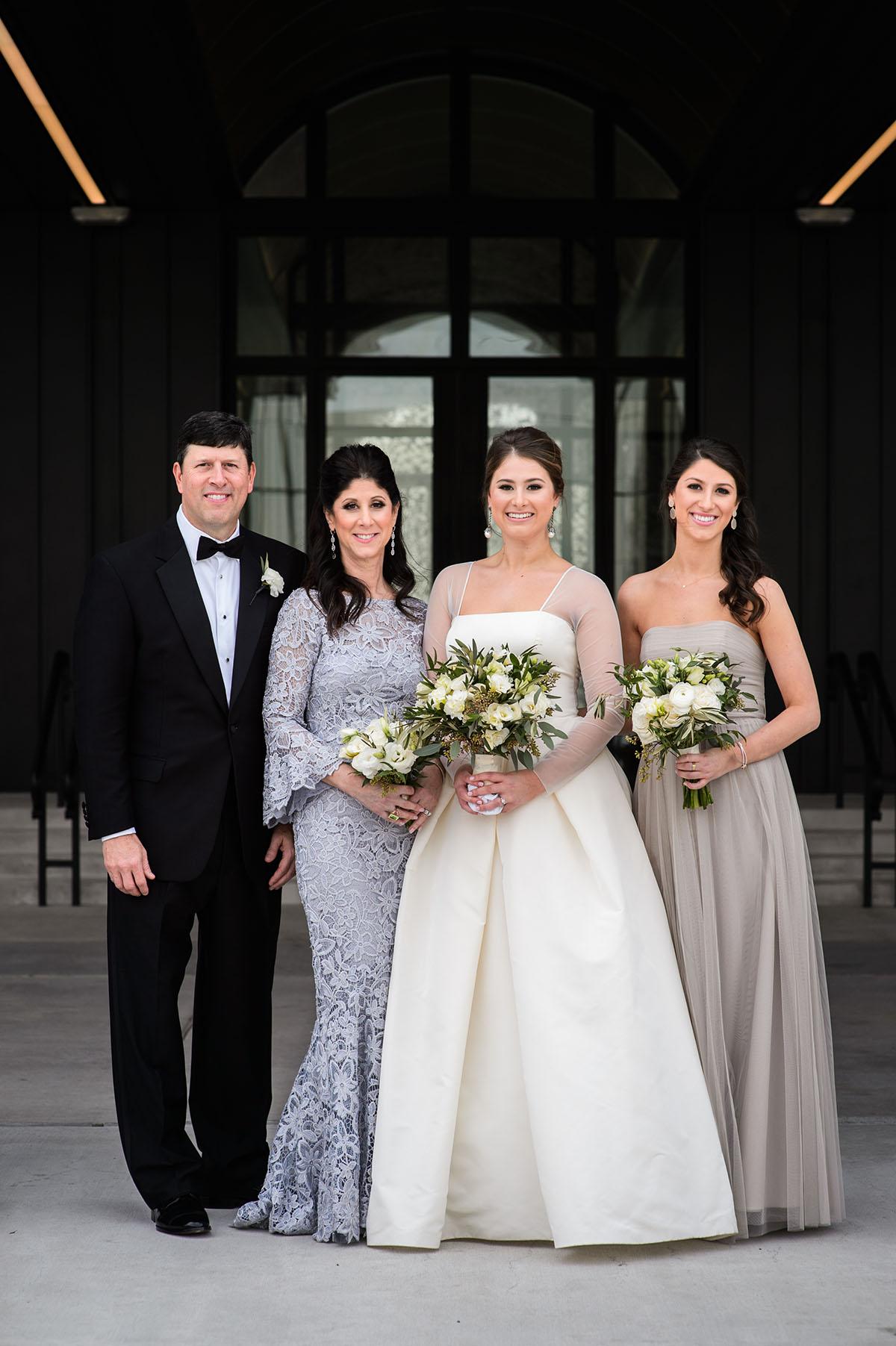Michael and Trisha McGaw, Jenna Fondren and Ashley McGaw