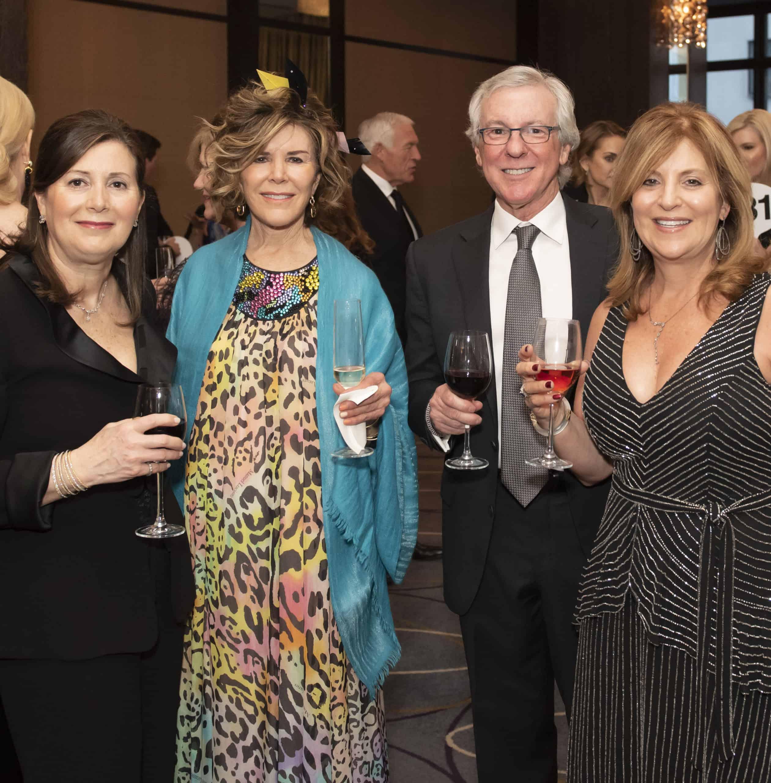 Michelle Friezo, Joan Doering, Marty Stenzler and Debbie Lacher