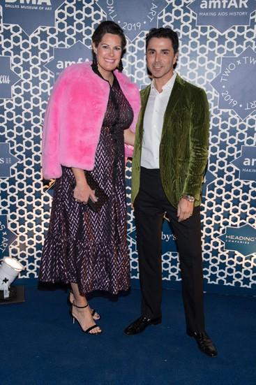 Mimi Sterling and Filippo Tattoni Marcozzi