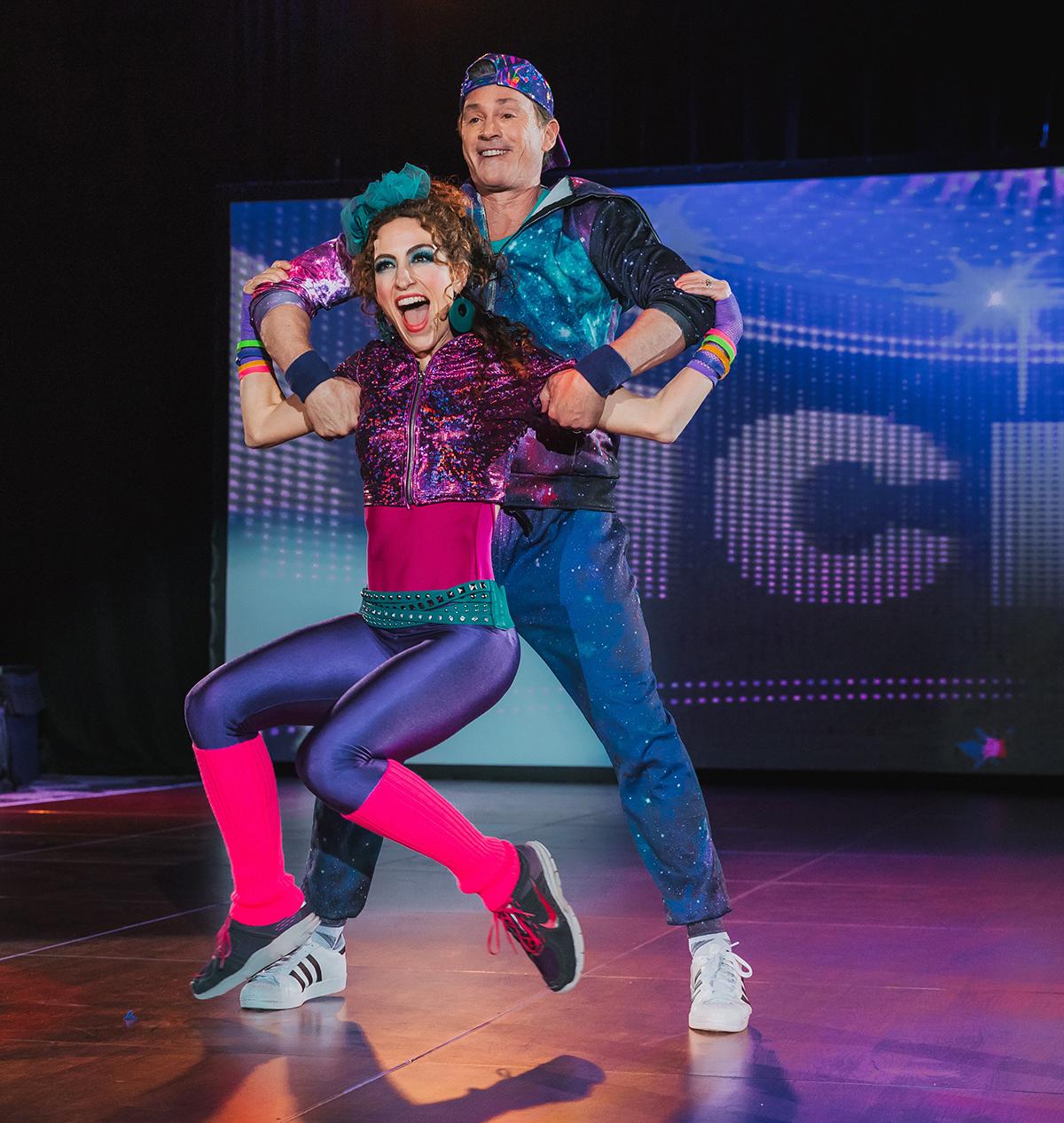 Mitch Gaylord and Sarah Vasilas