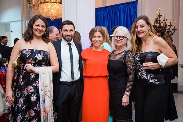 Morgana D_Avila, Sebastian Sanchez, Lucia Abramovich and Suzanne Weaver and Diana Jenschke