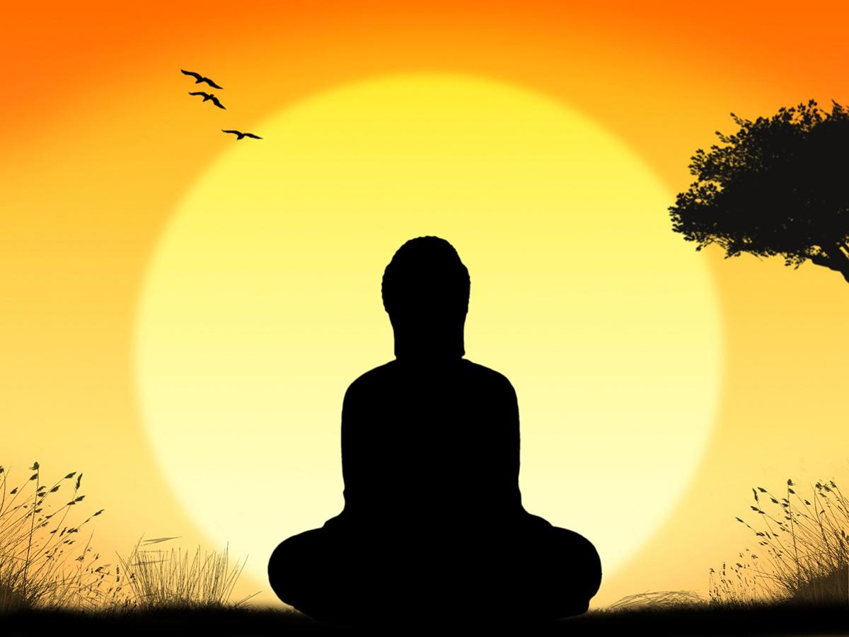 NCN Meditating