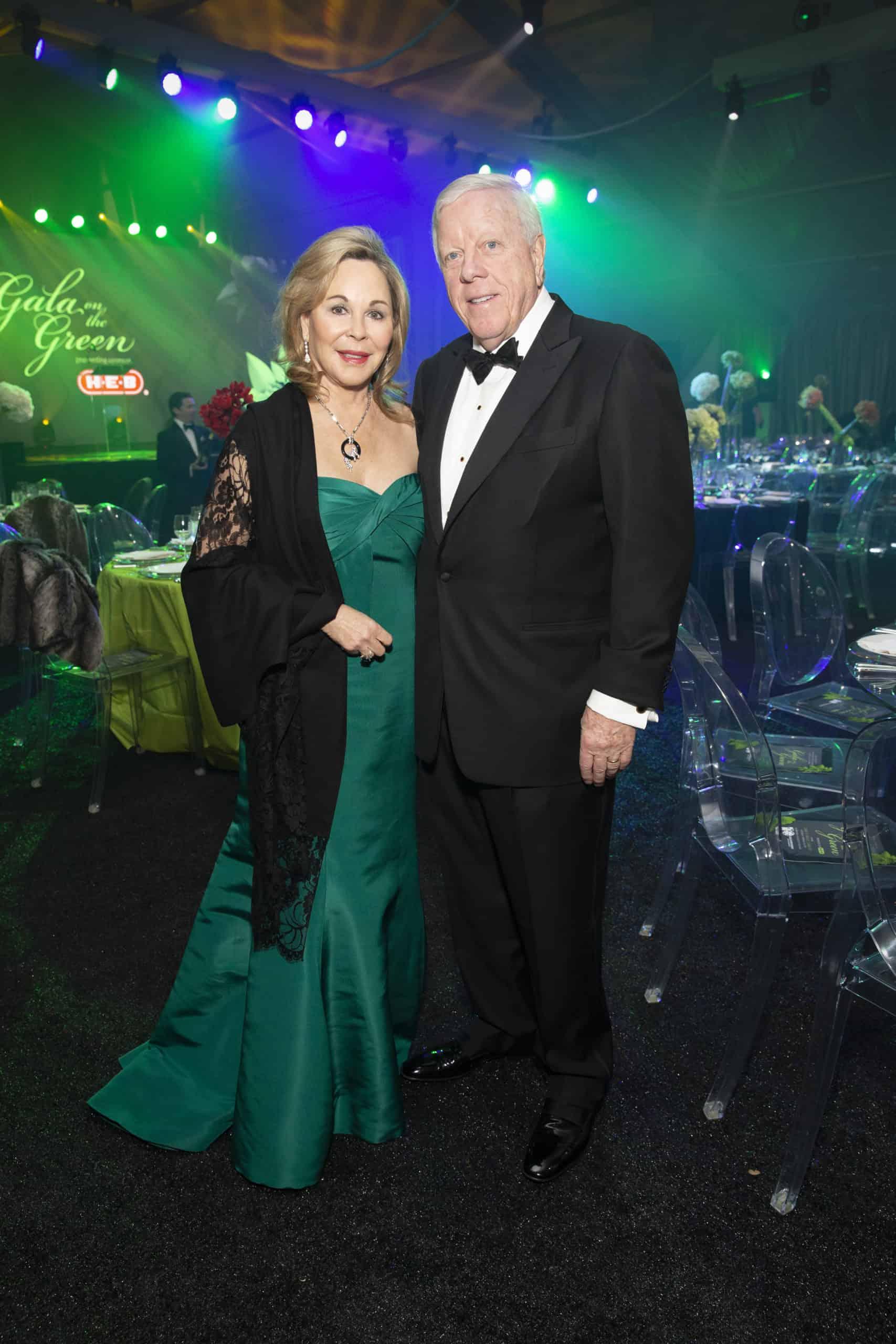 Nancy and Richard Kinder
