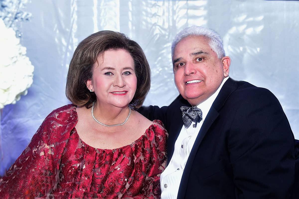 Norma and Fernando Reyes