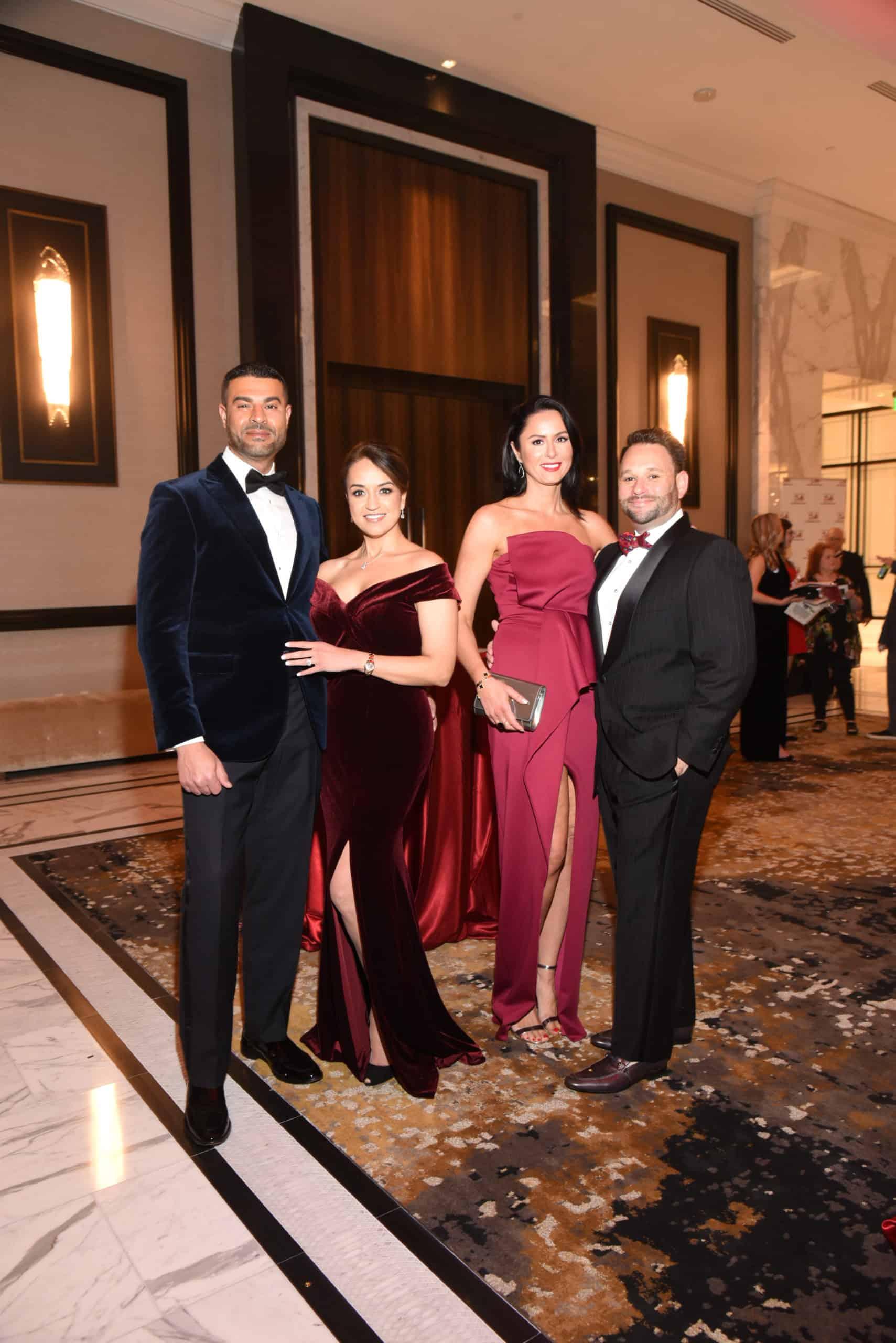 Omar and Maria Moncada Alaoui _ Veronica and Tommy Kuranoff