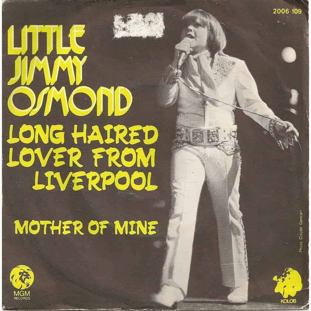 Osmond cover