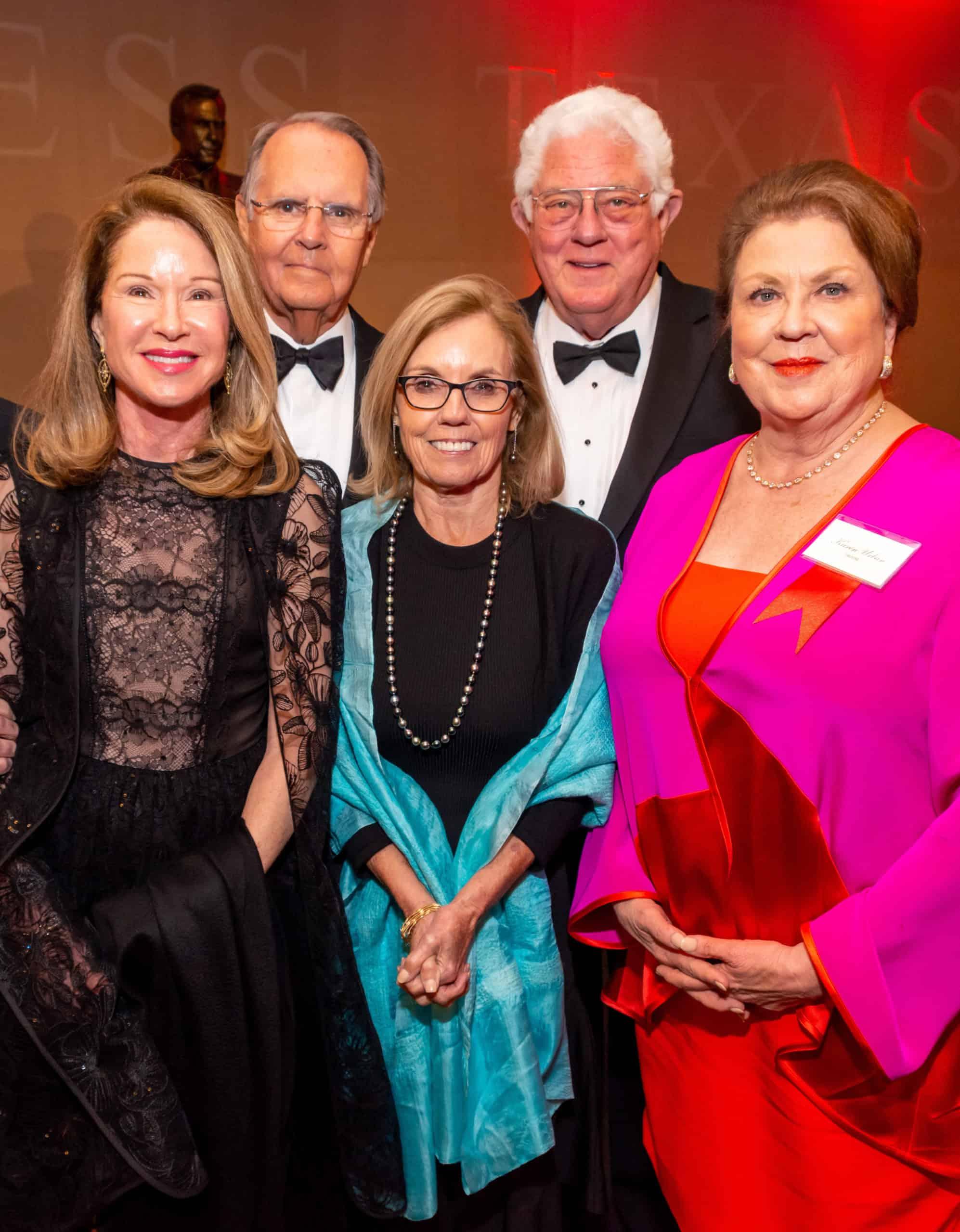 Pam Leshin, Al and Janet Jones _ Larry and Karen Urban