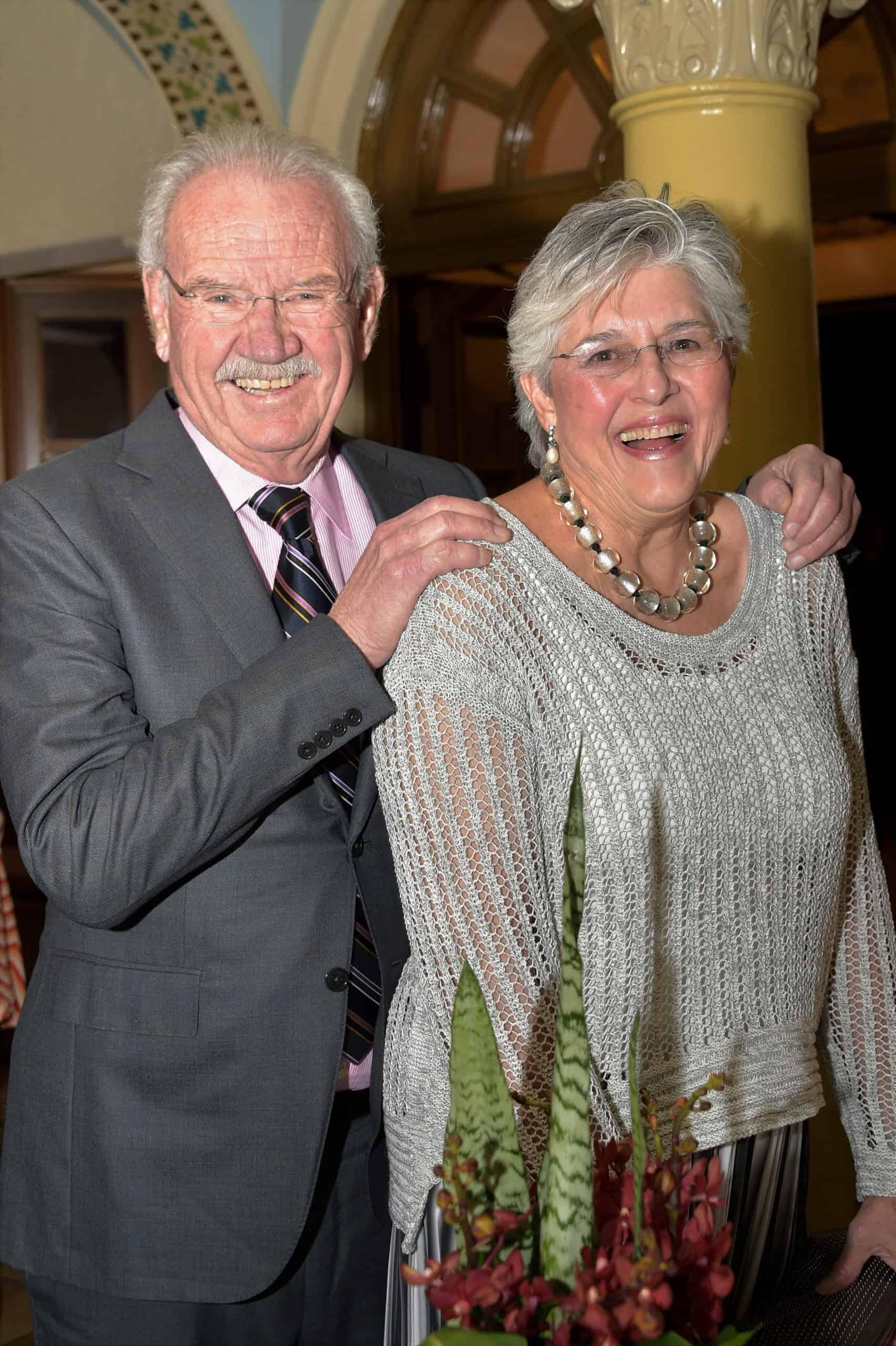 Phil and Linda Hardberger