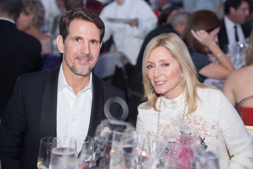 Prince Pavlos of Greece and Princess Marie-Chantal of Greece