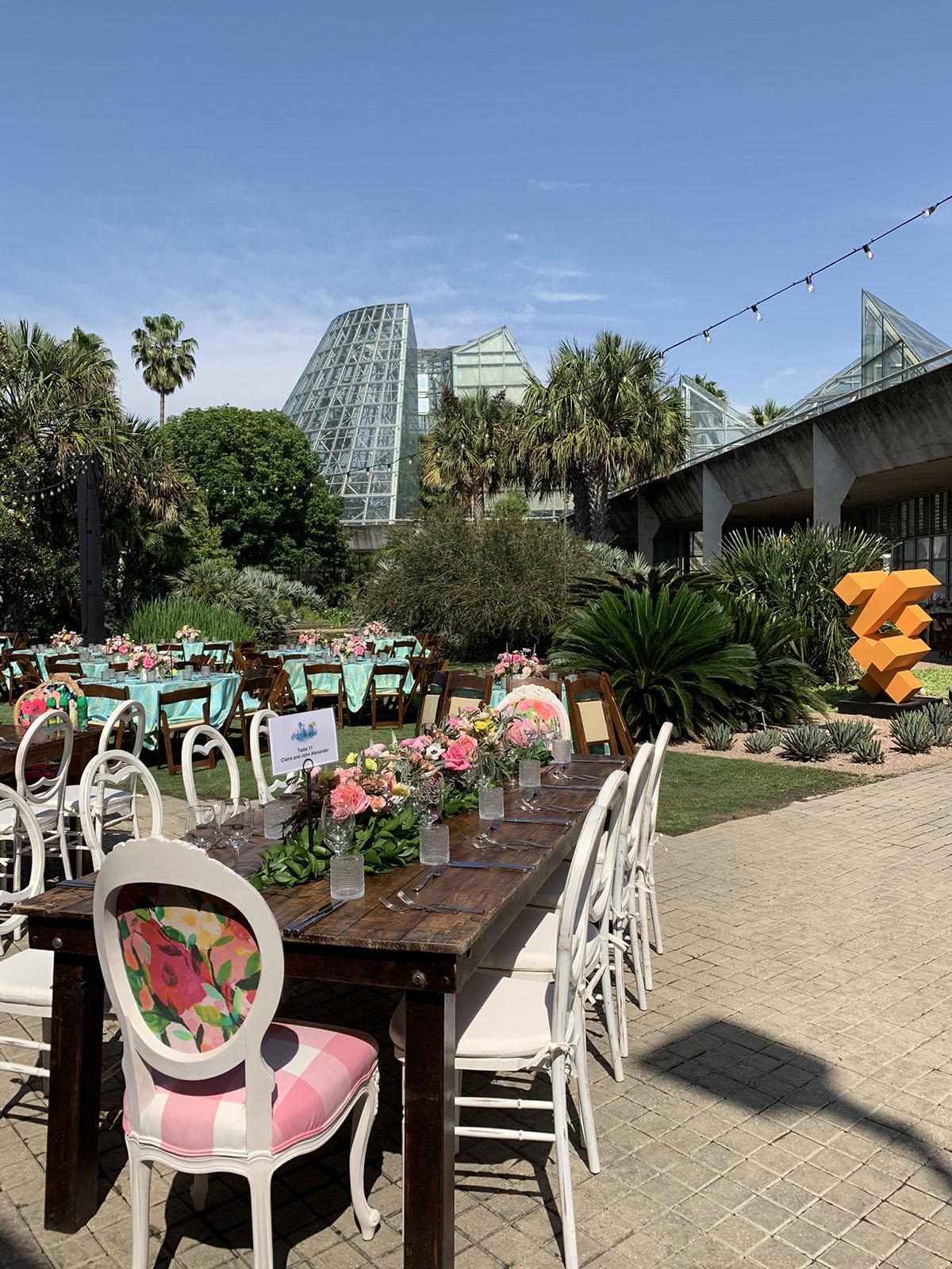 Ambiance - Botanical Gardens
