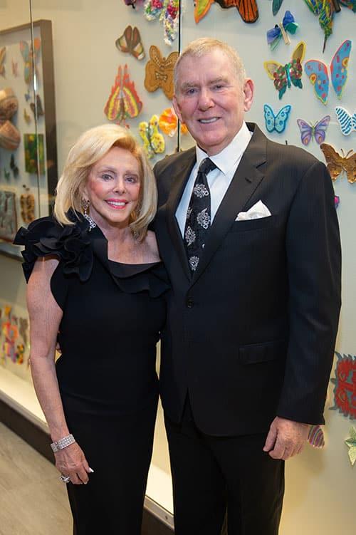 Rhona and Bruce Caress