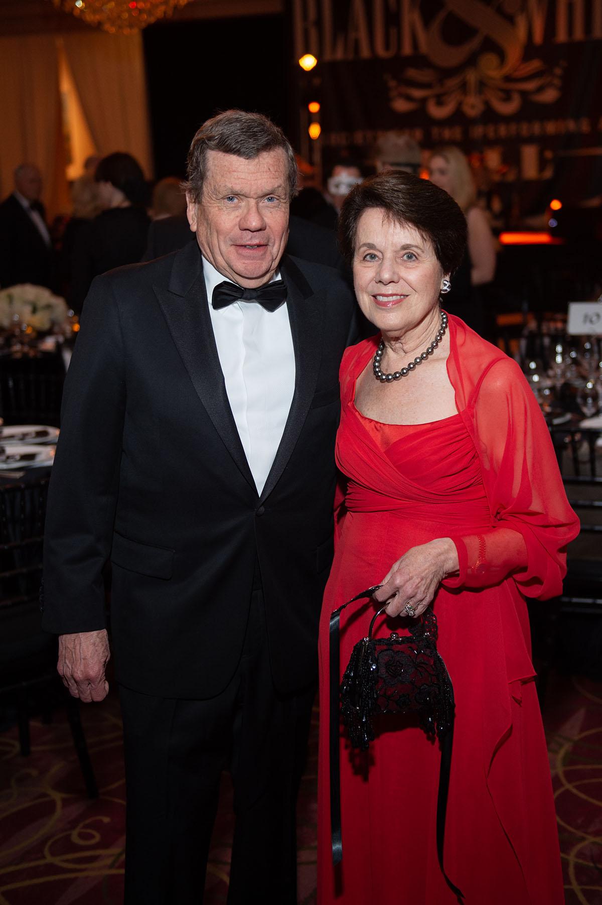 Richard and Ginni Mithoff