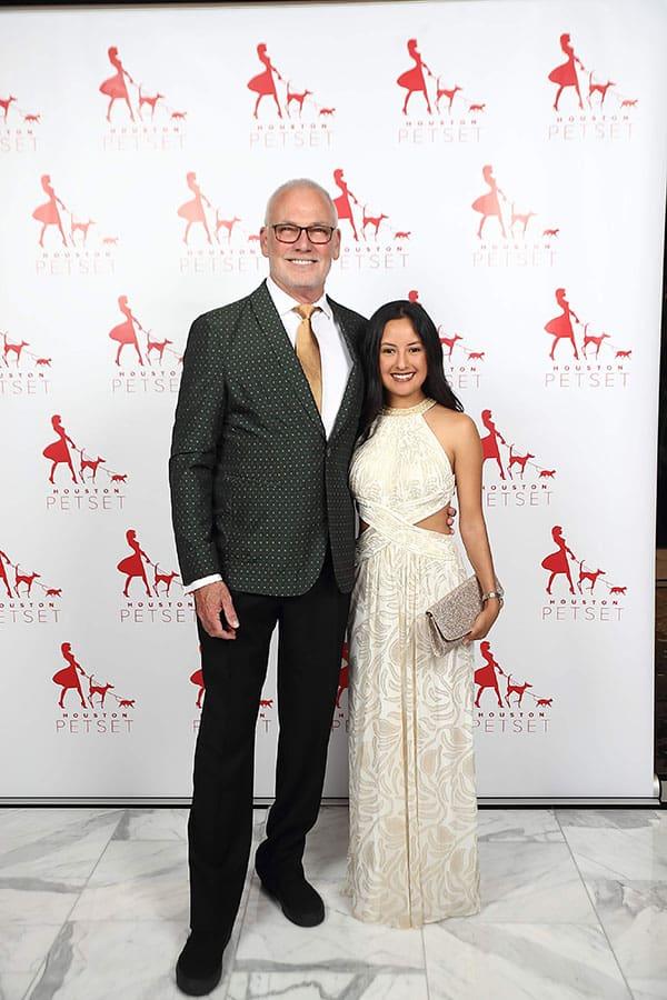 Robert Fisher and Alejandra Peimbert