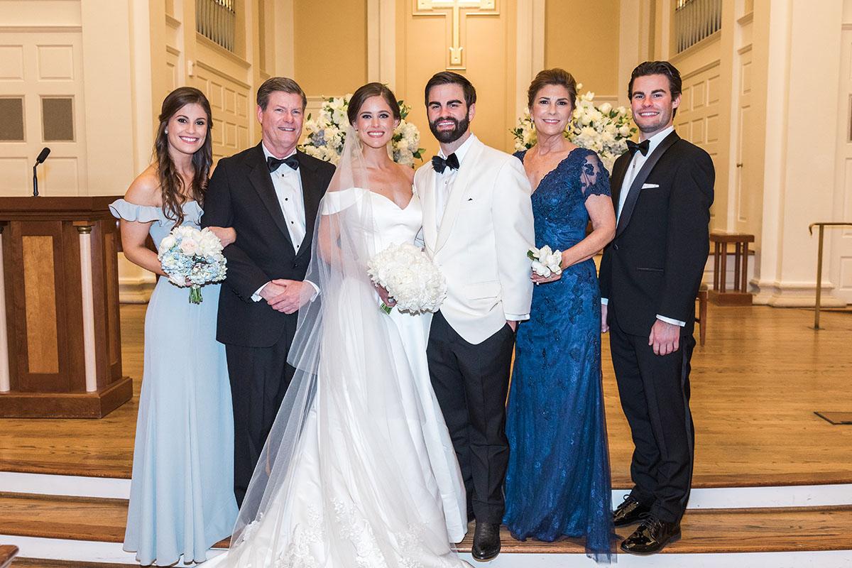 Sarah Dan, Chad Dan, Victoria and Mitch Dan, Nikki Dan & Tyler Dan