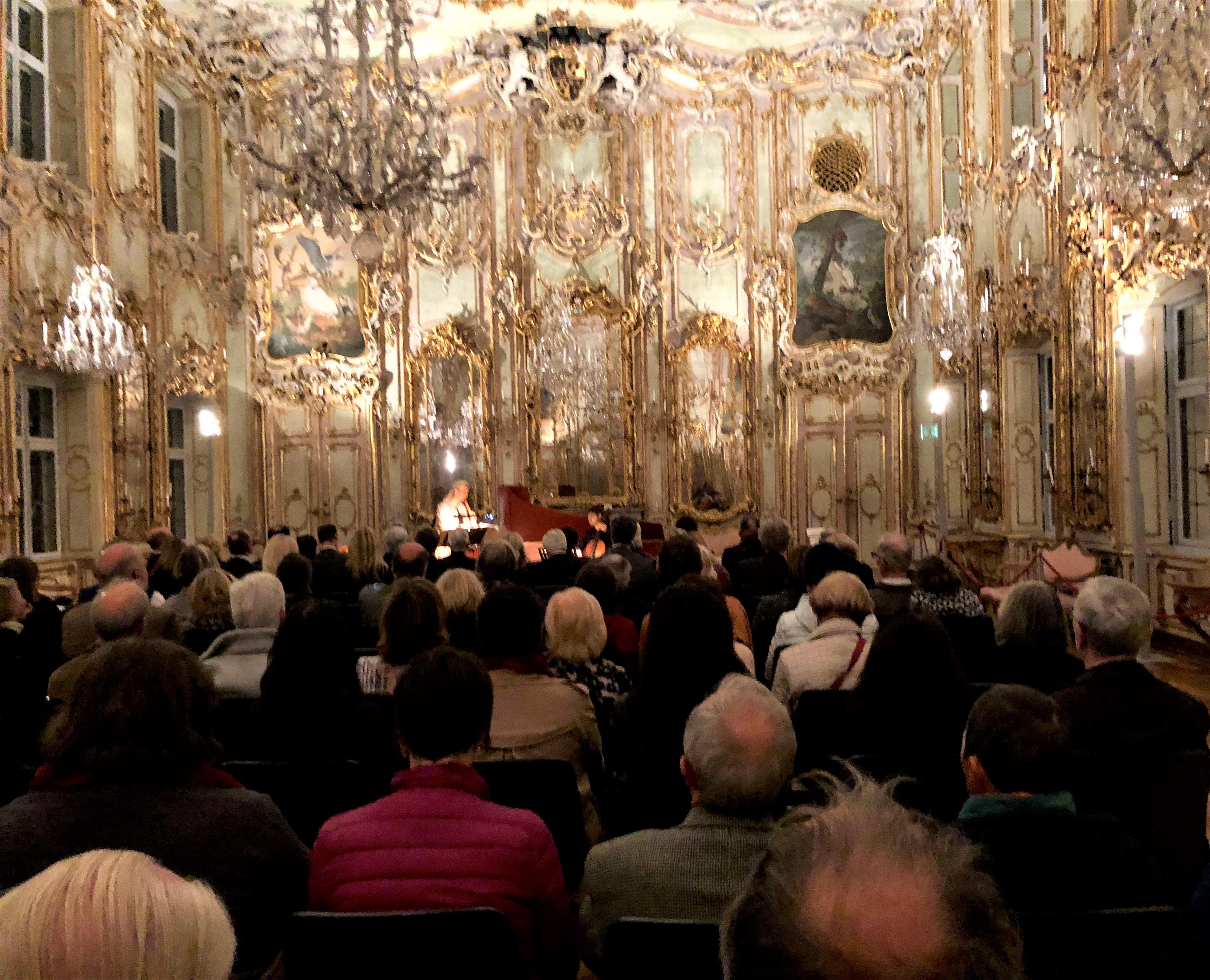 Schaezlerpalais Ballroom Baroque Concert