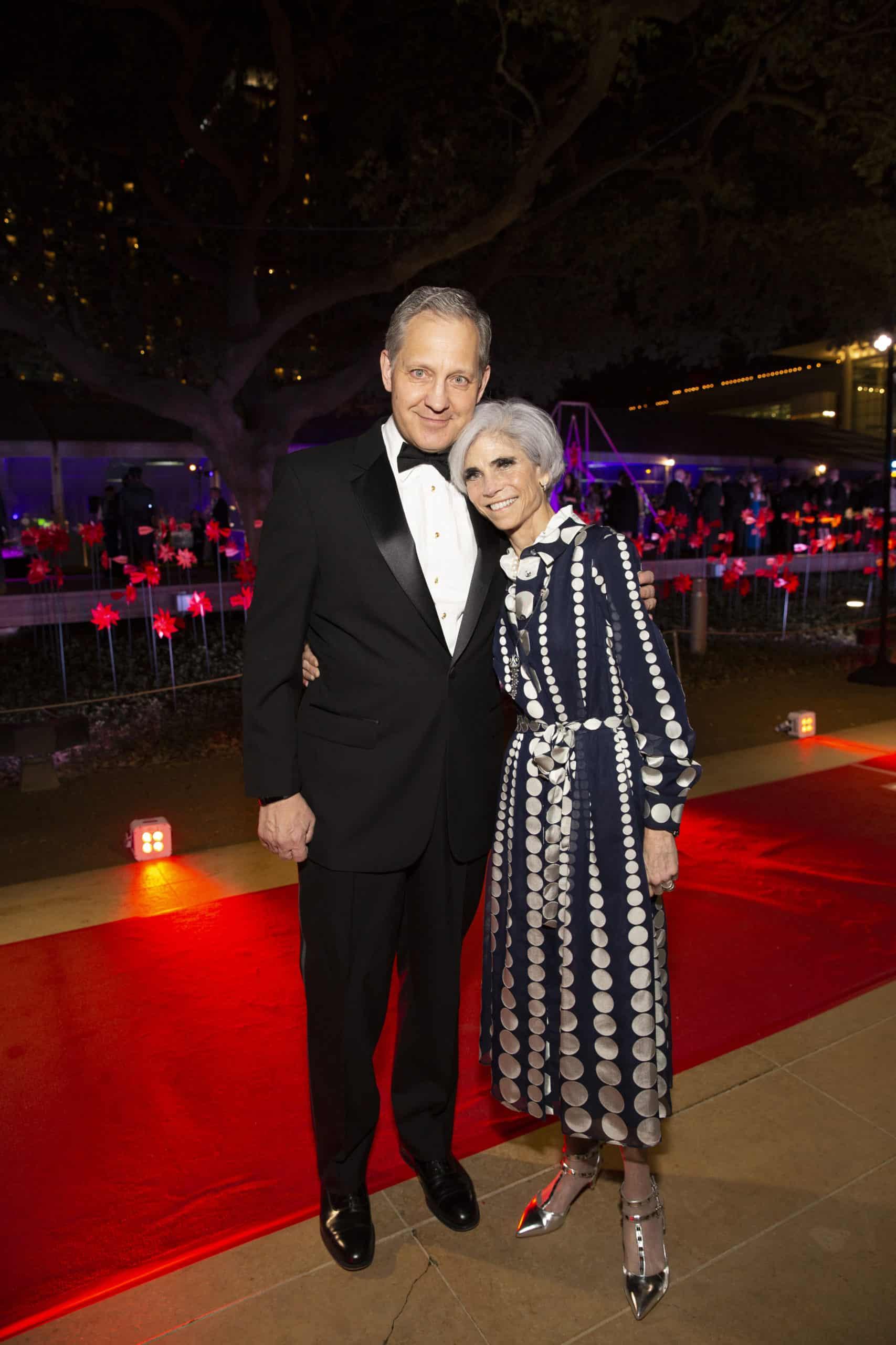 Scott and Judy Nyquist
