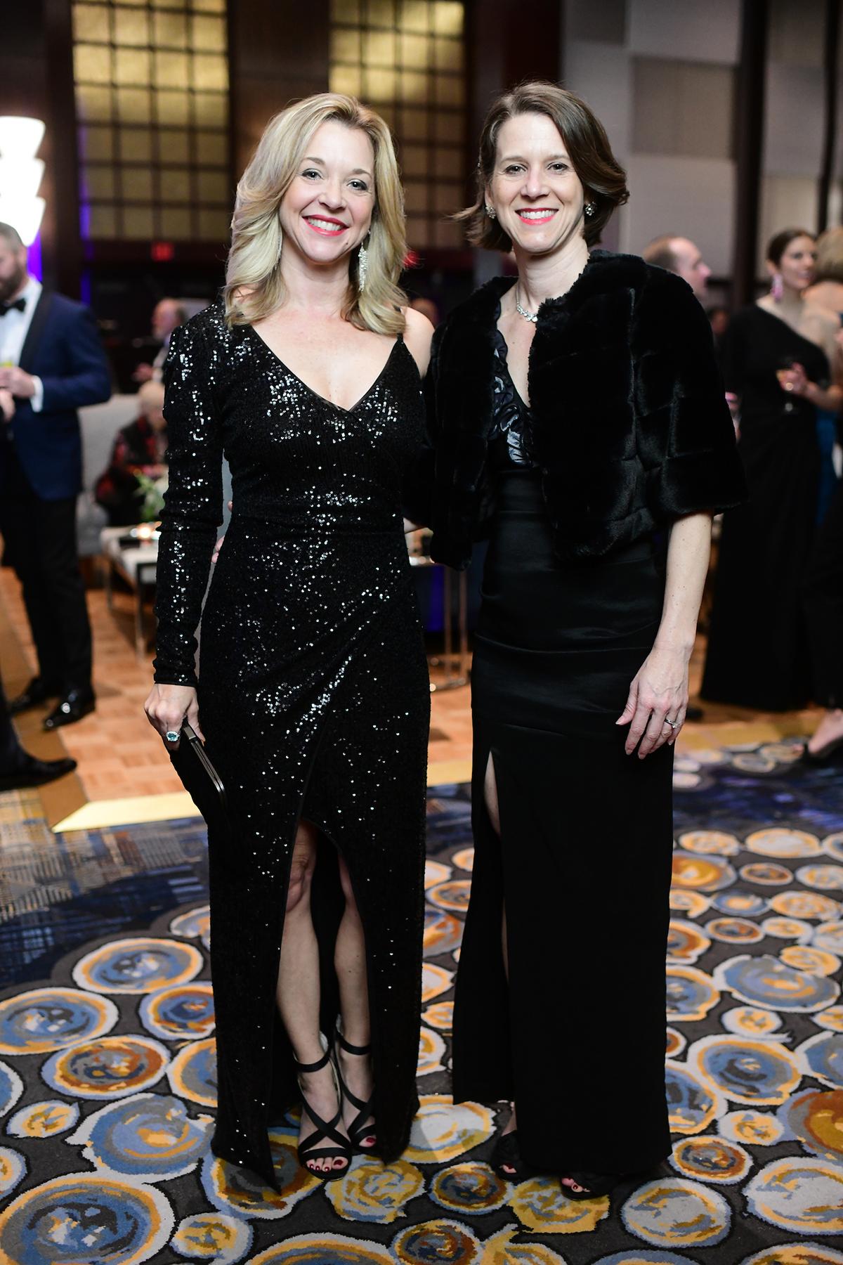 Shari Silverman and Julie Baker Fink