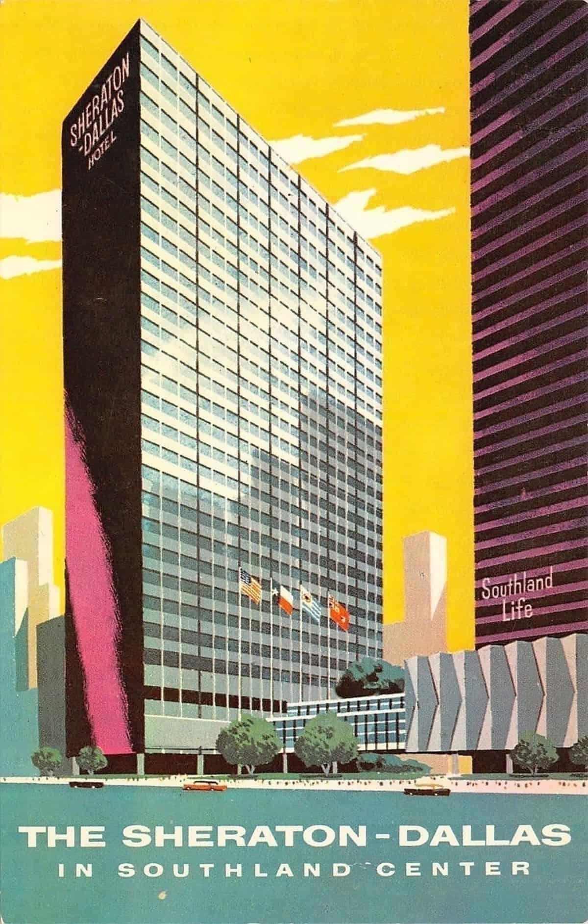 Sheraton-Dallas, 1959