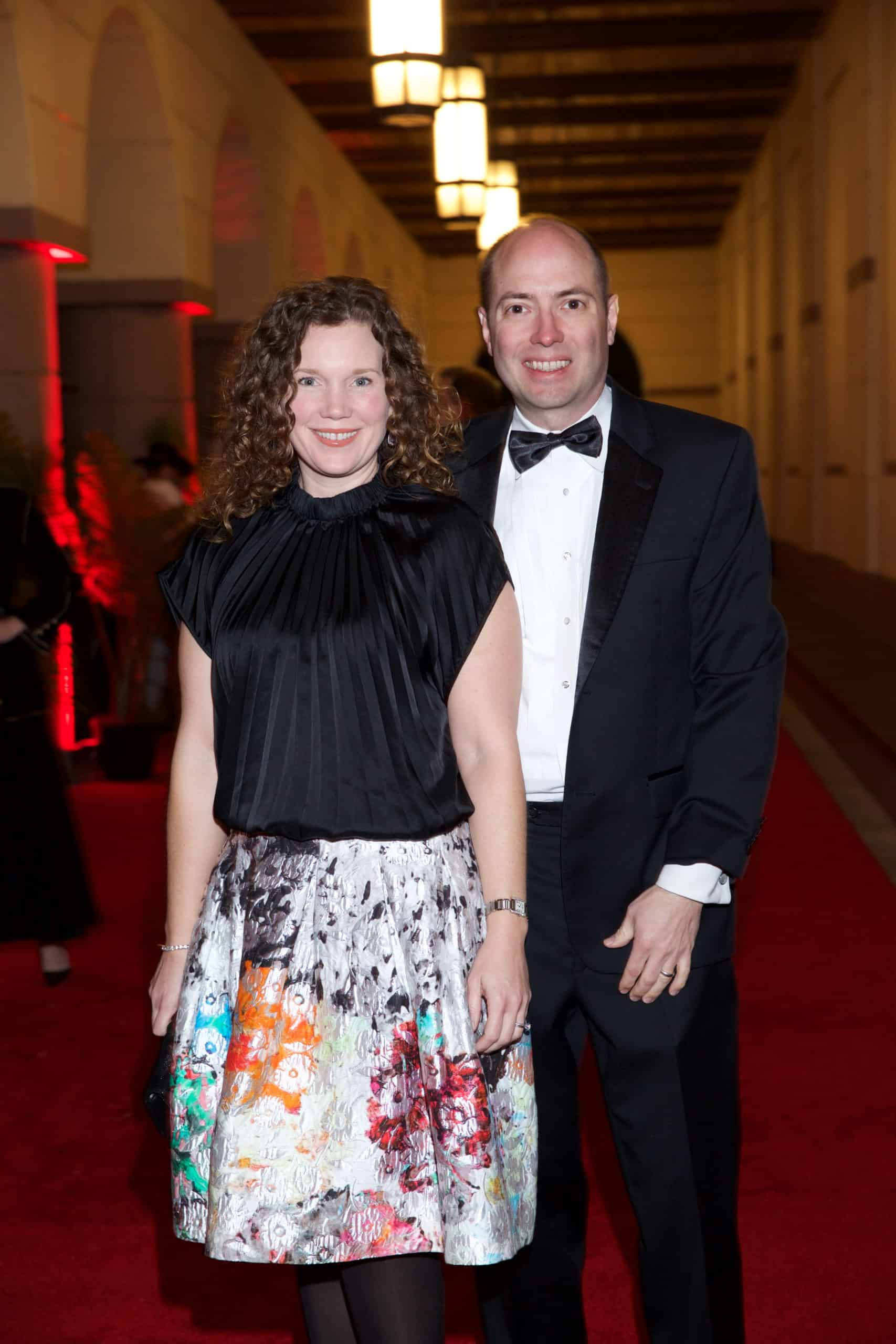 Stacy and Joel Hock