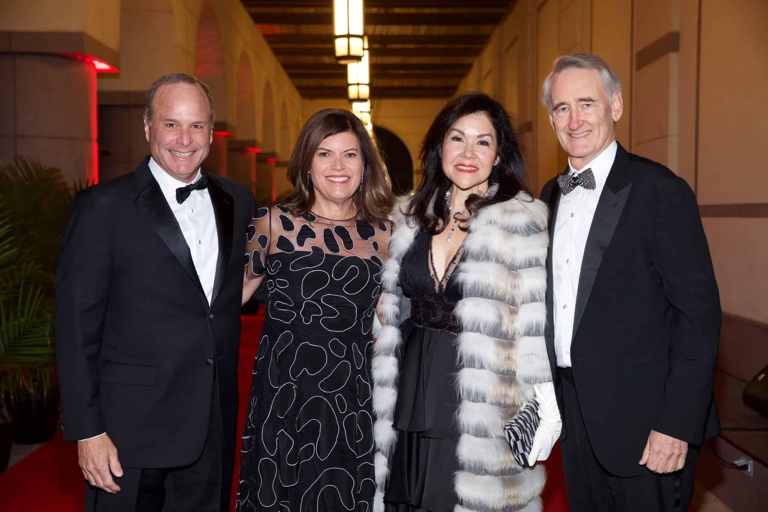 Steve and Joan Clark _ Geraldina and Scott Wise