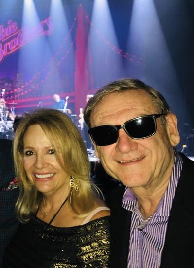 Susan and Clint Hackney