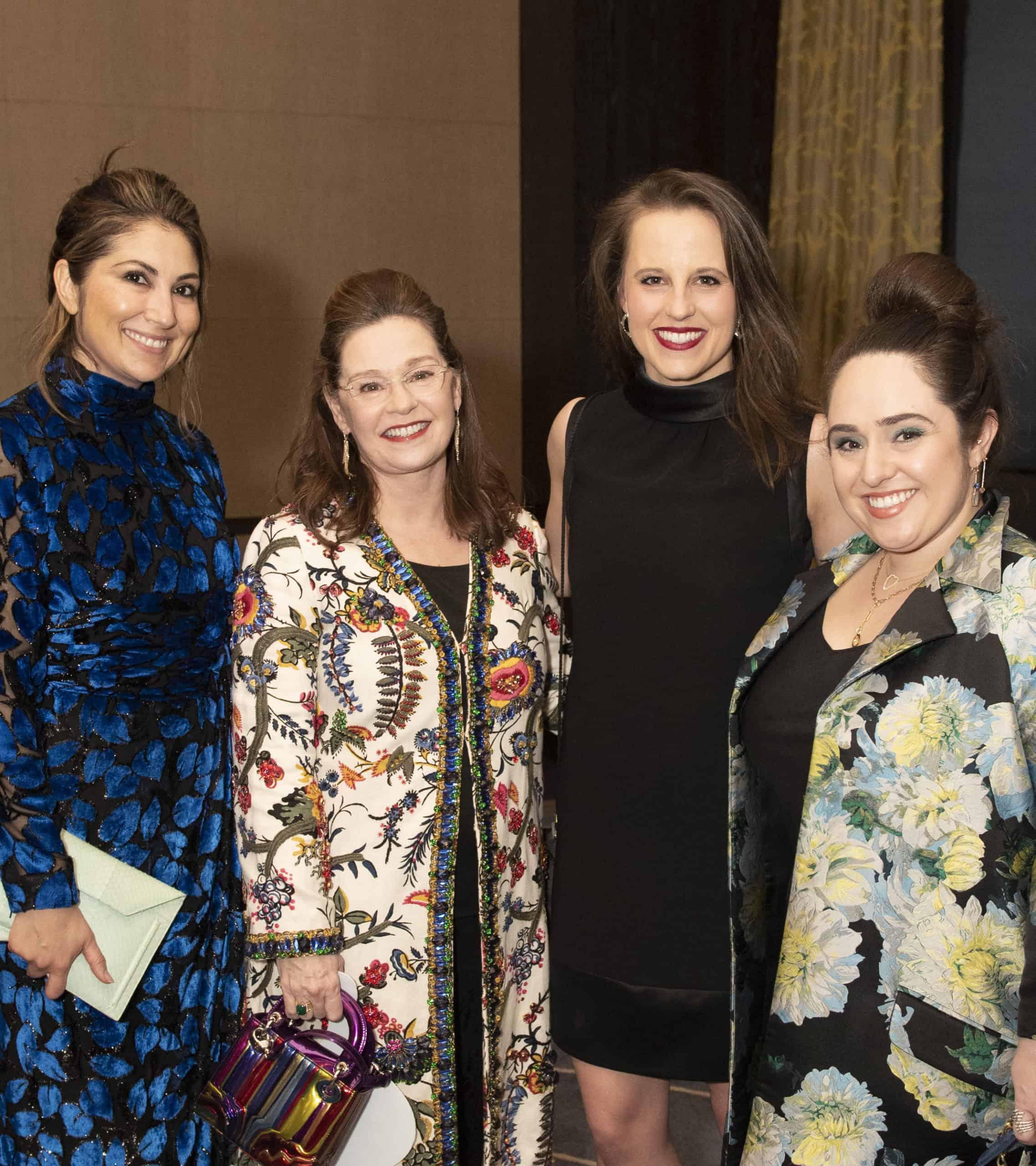 Susie Straubmueller, Anne Defilippo, Lisa Shardon and Glennis Gary