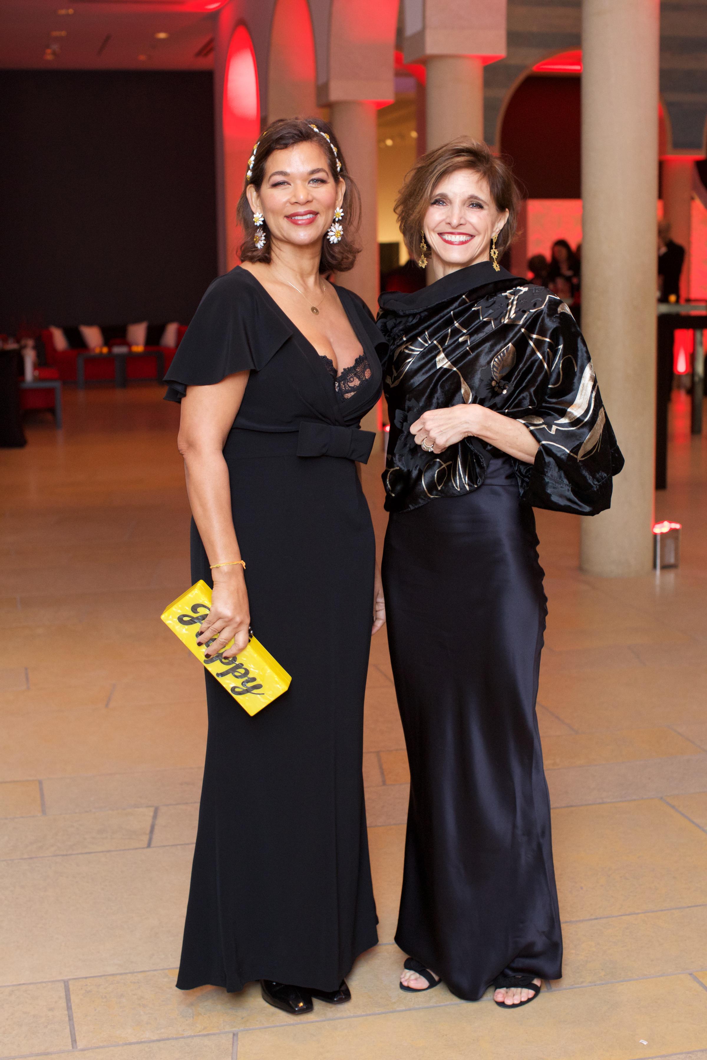 Suzanne McFayden and Debbie Dupre