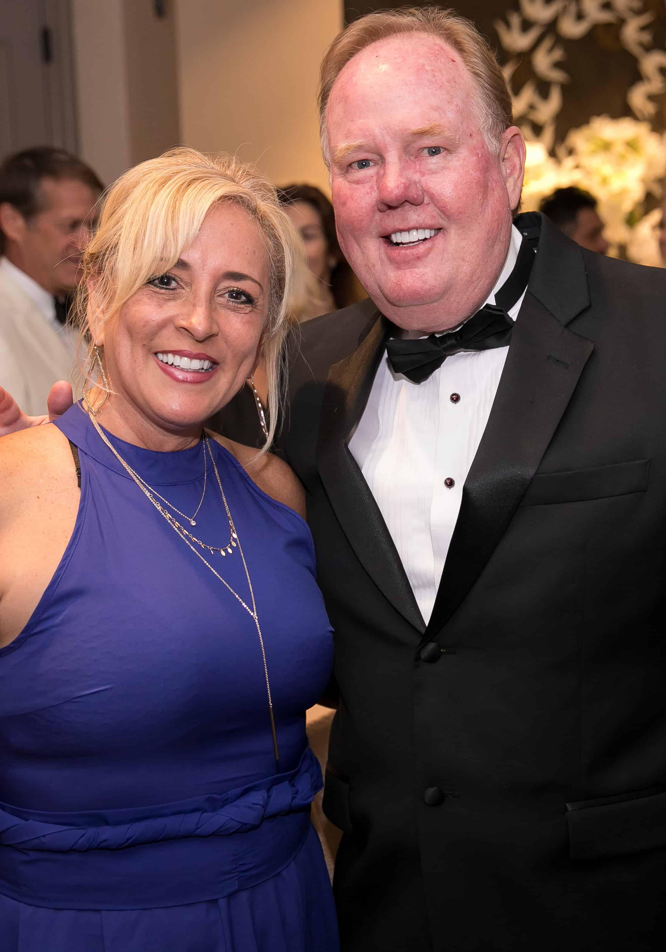 Sylvia and Jeff Thomas