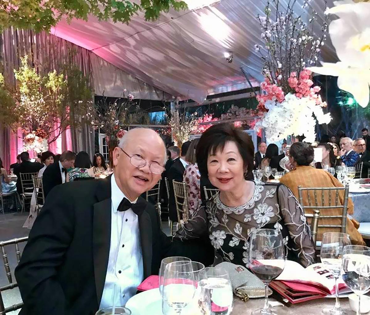 Ted and Linda Wu
