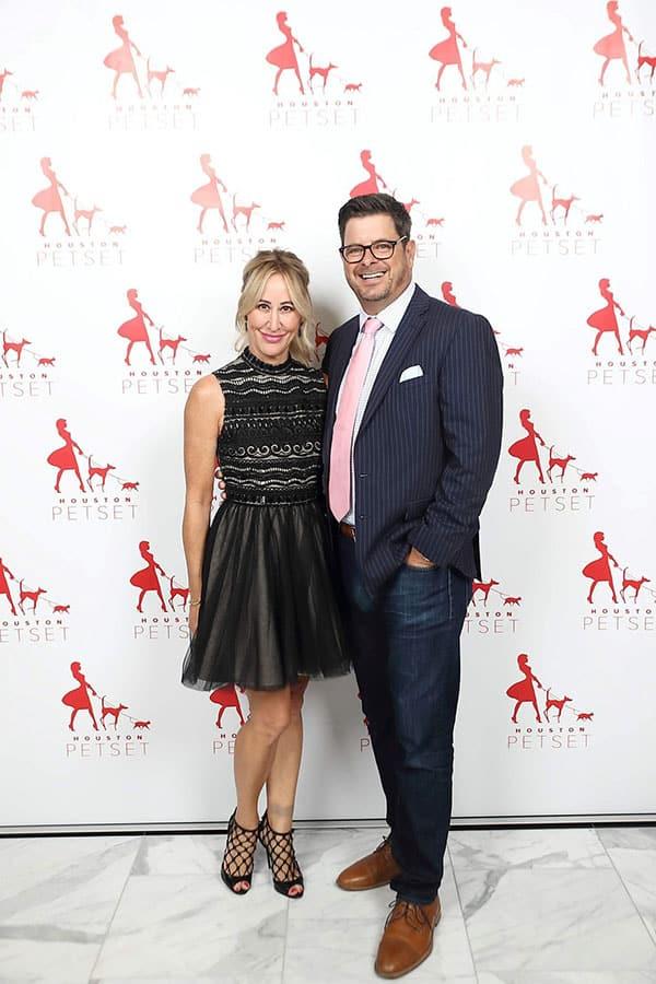 Teena Davis and Tim Kennedy
