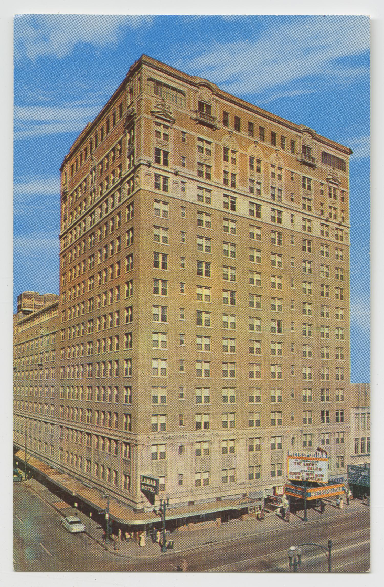 The Lamar Hotel, 1950s