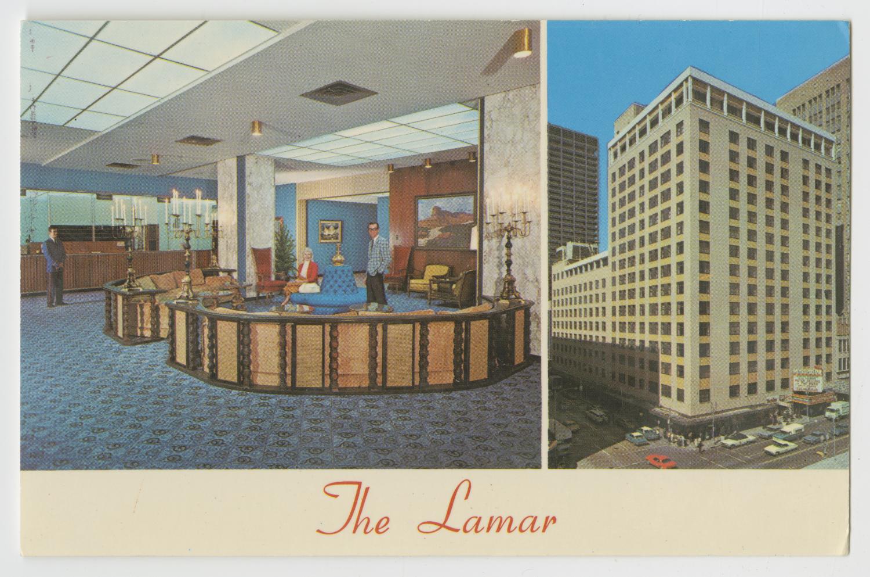 The Lamar Hotel, 1960s