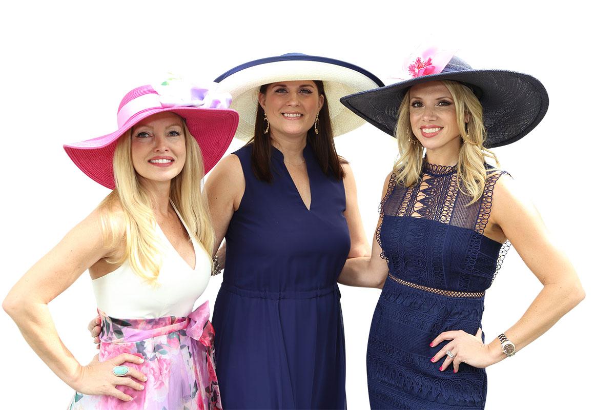 Tiffany Fresher, Liz Lamoureux and Linda Leavitt SILHOUETTE