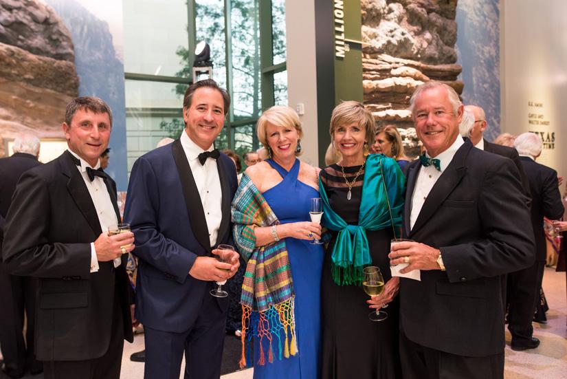 Tom Arnim, Claude Koontz, Sue Arnim _ Ann and Forest Word