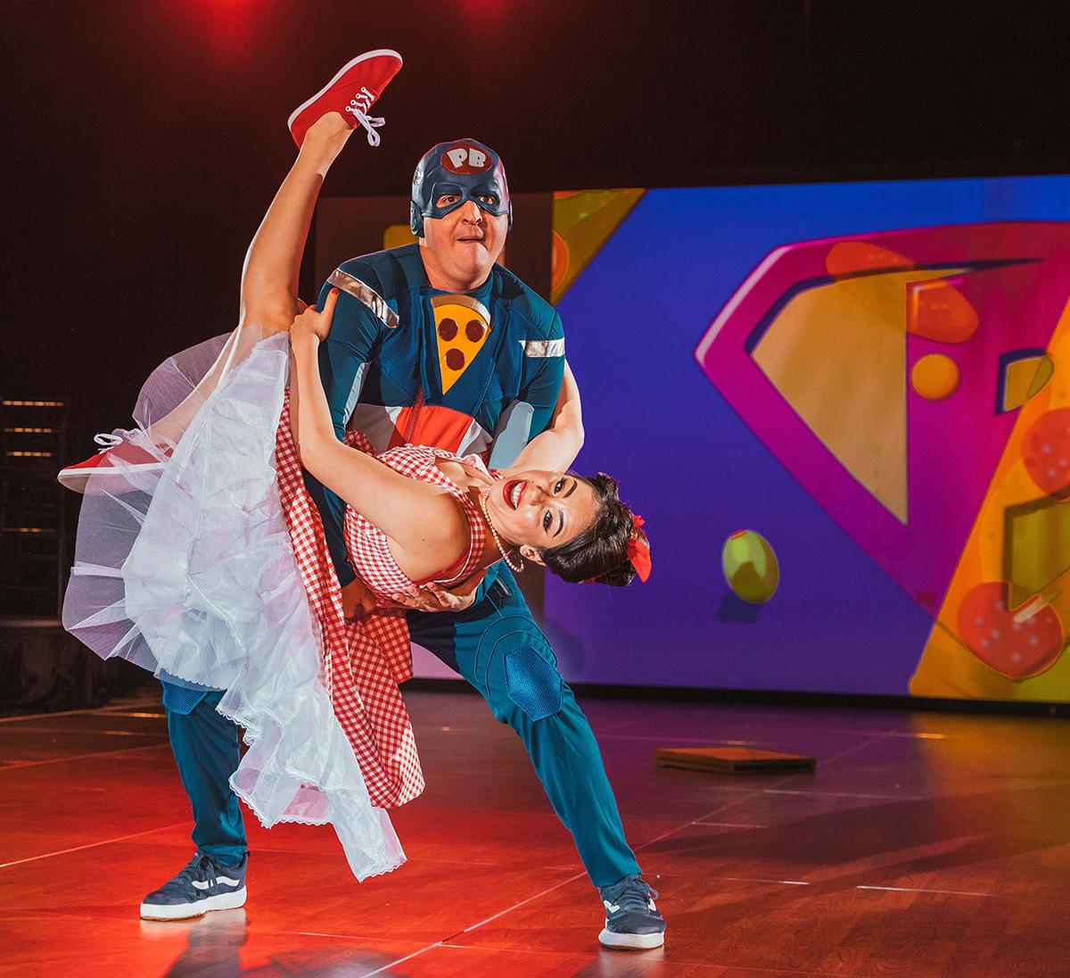 Tony Ciola and Karla Suarez