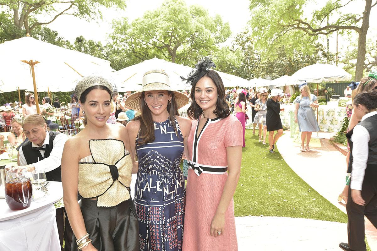Triana Grossman, Ashley Weaver and Adriana Grossman SILHOUETTE