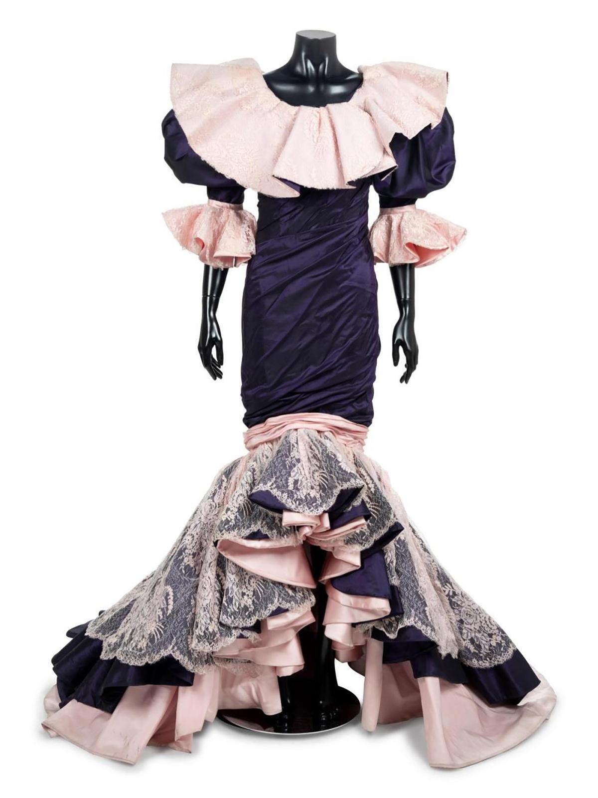 Ungaro gown, 1980s