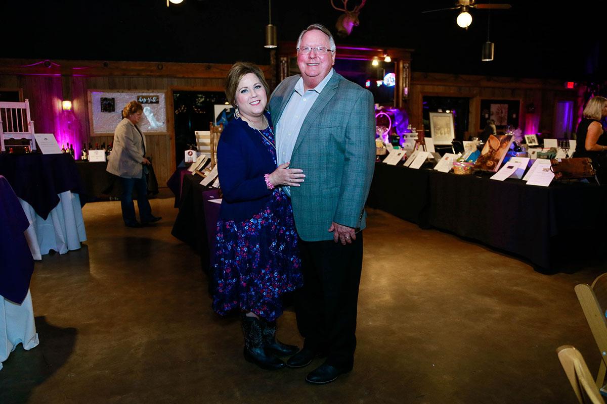 Vicki and Ron Putnam