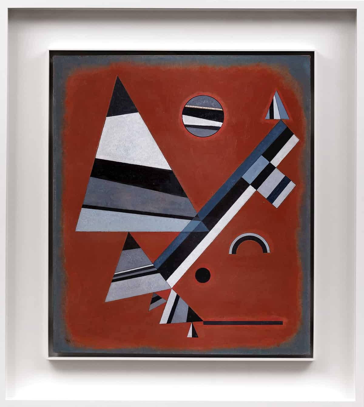 Wassily Kandinsky, Grau, 1931 at Ben Brown Fine Arts