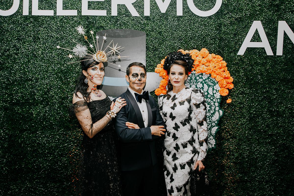 Xitlalt Herrera-Salazar, Gabriel Rivera Barraza and Ana Paula Watson