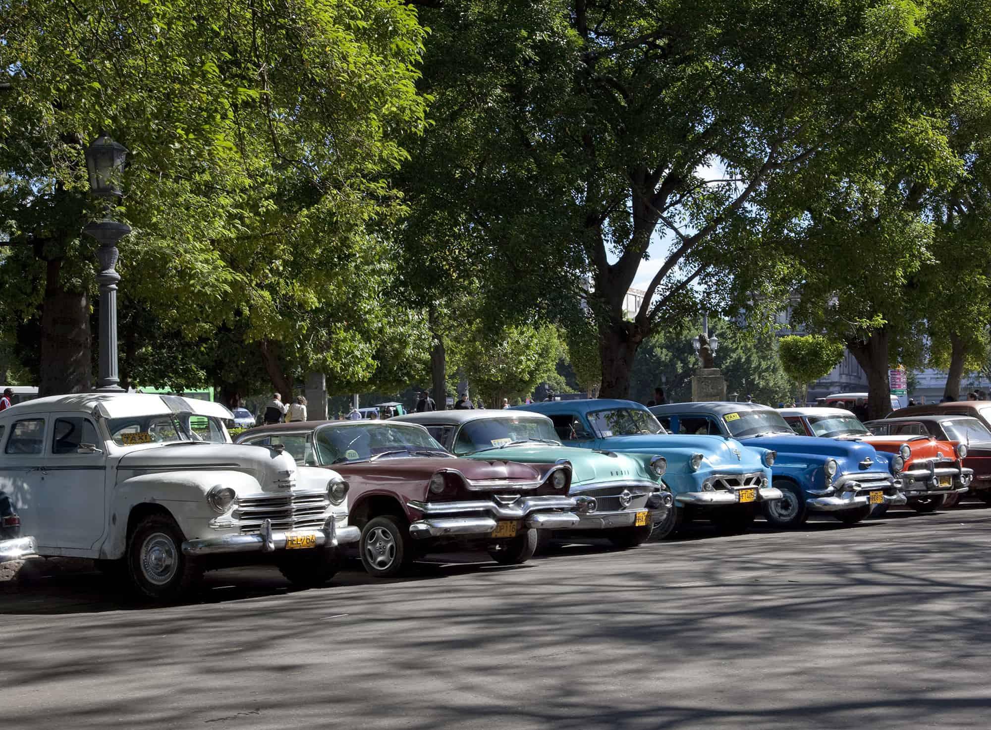 no cutline needed vintage cars