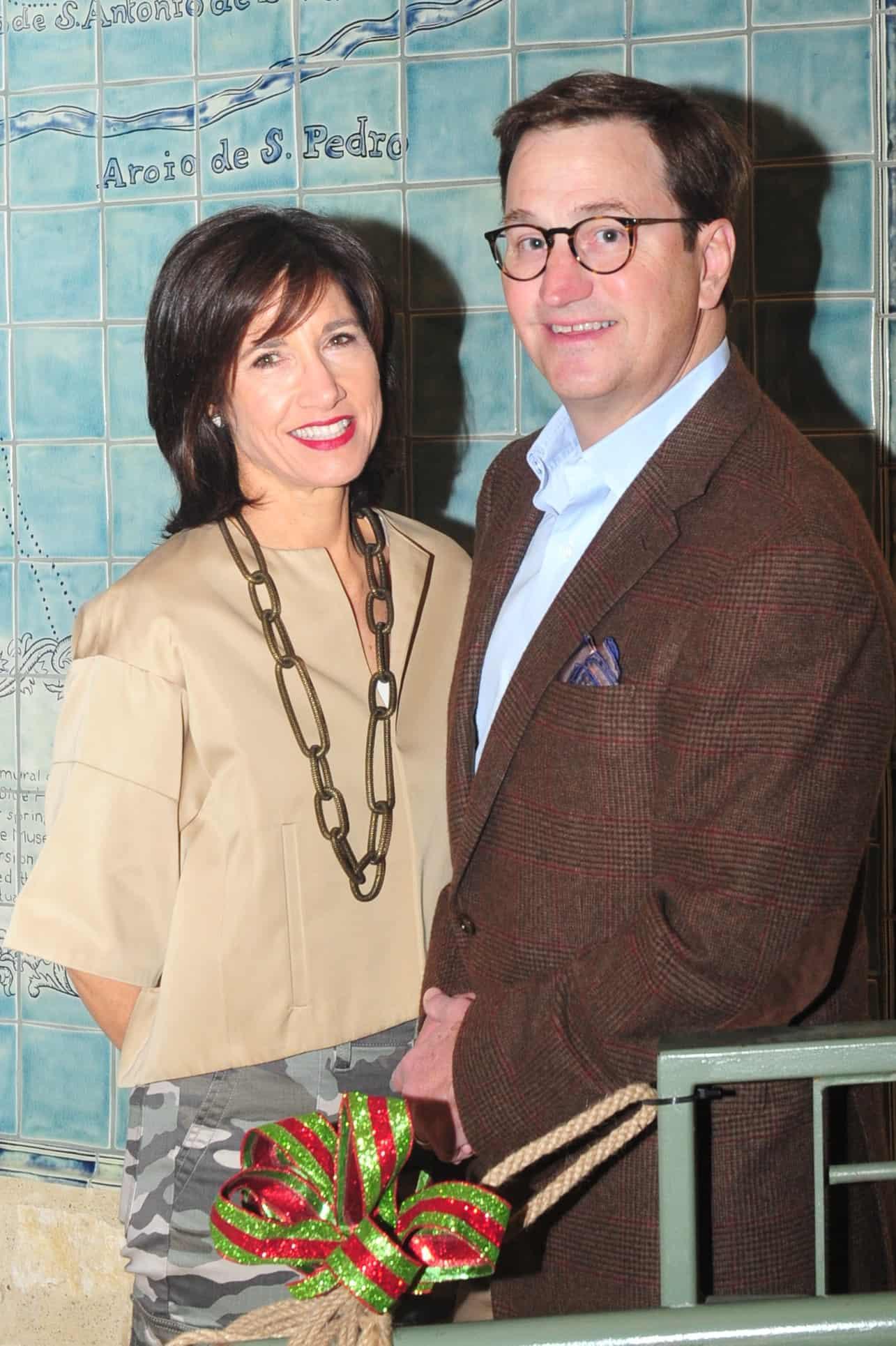 Ashley McKenna and Bobby Hatcher