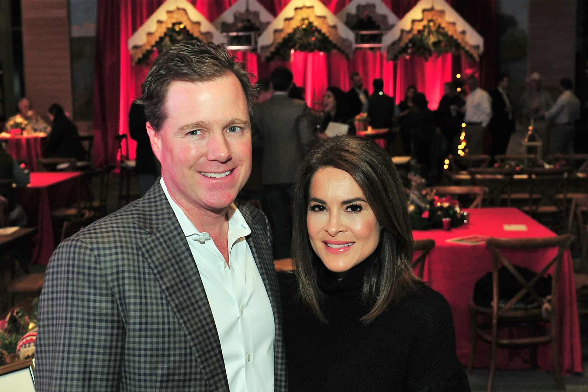 Rob and Nicole McLane