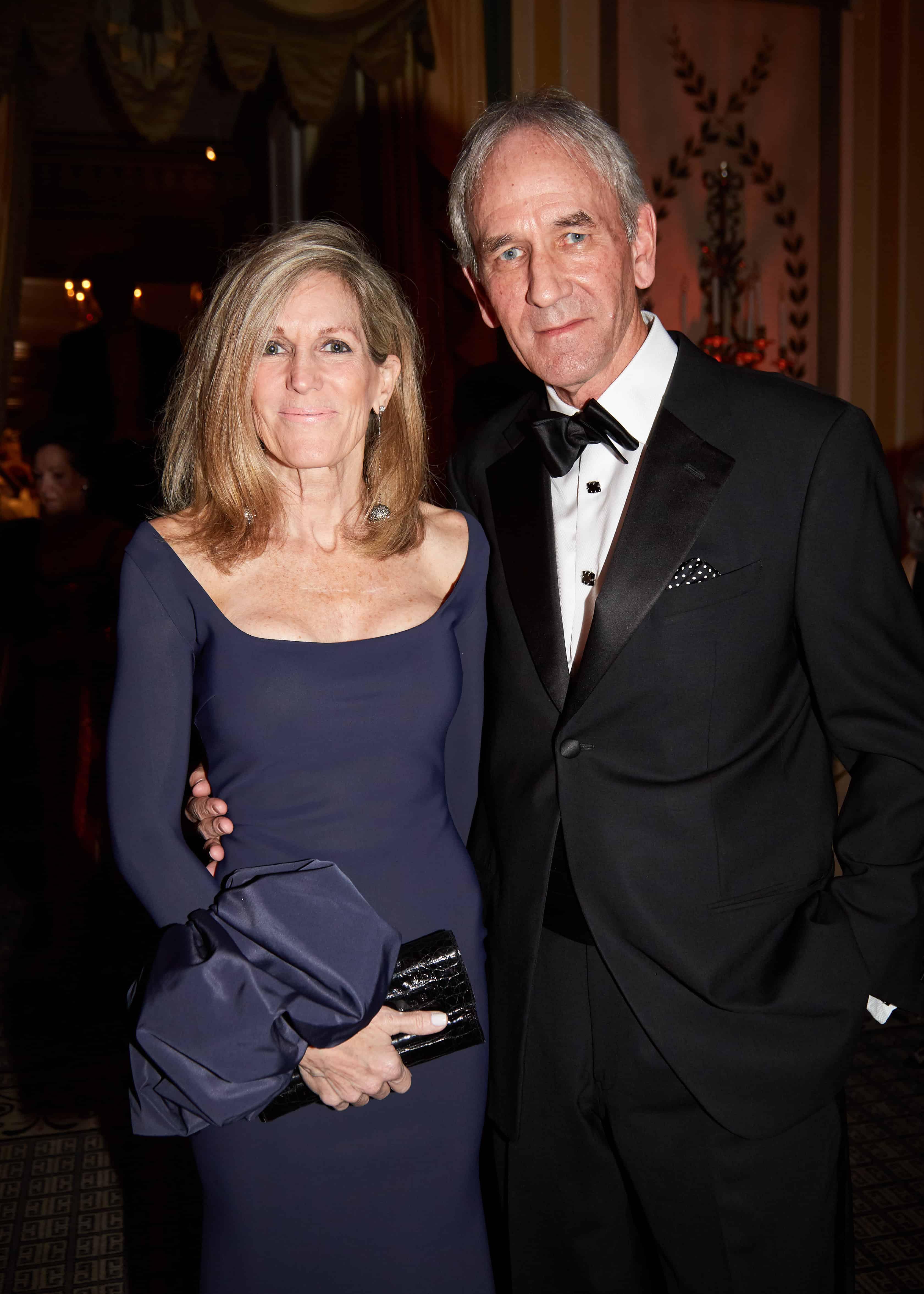 Ann and Robert Canon