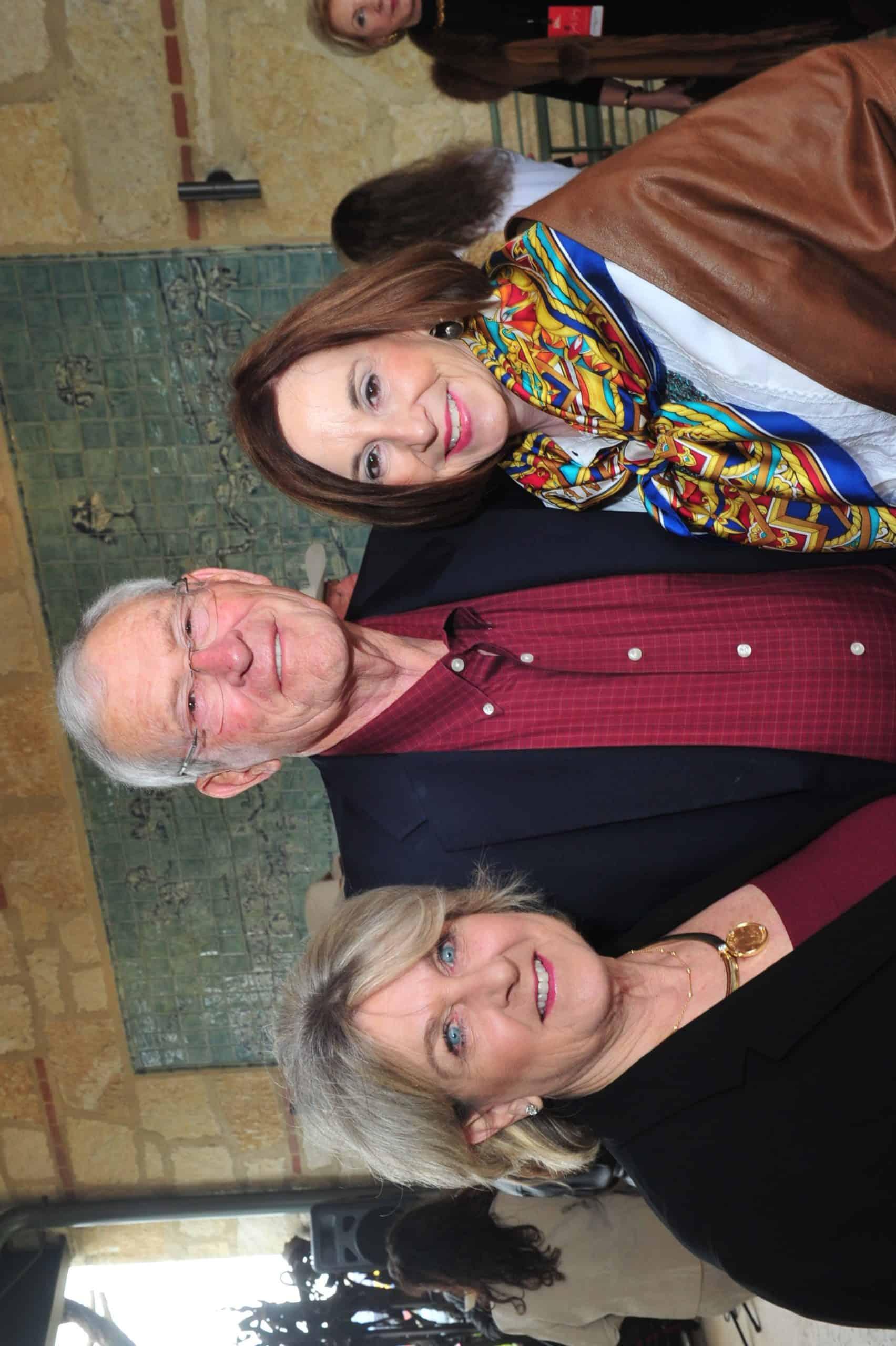 Caroline Walker & Ed and Linda Whitacre