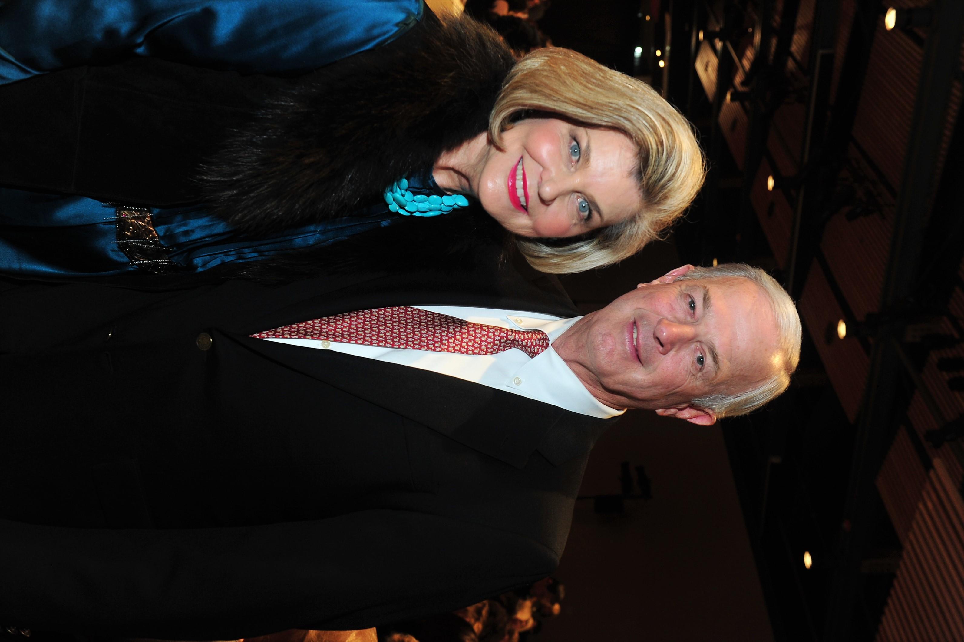 Carolyn and Mark Johnson